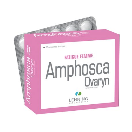 AMPHOSCA OVARINE 60 TABLETS