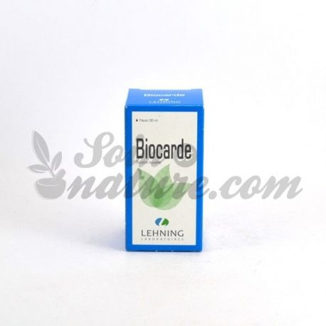 BIOCARDE ORAL SOLUTION 30ML