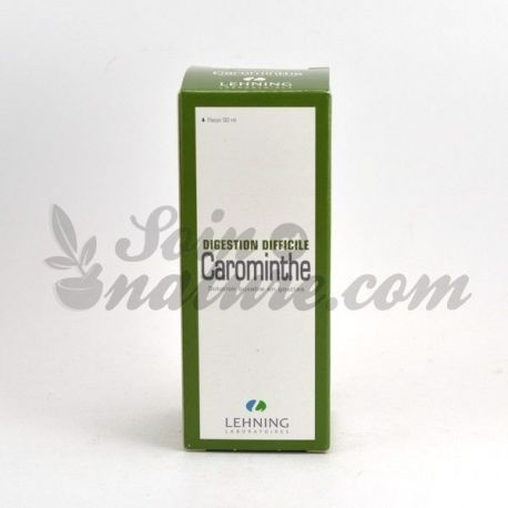 CAROMINTHE SOLUTION BUVABLE 90ML
