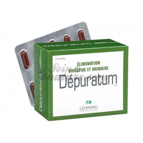 Depuratum 60 CAPSULE