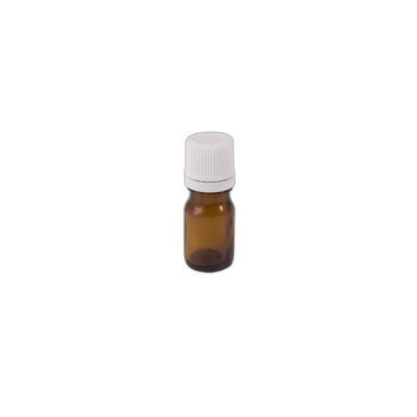 CODIGOUTTE vidro amarelo 10 ML 1 garrafa vazia