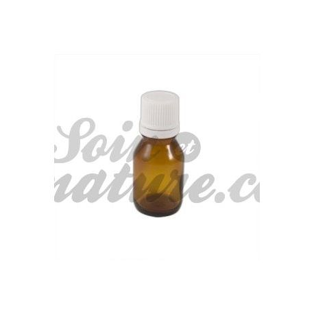 CODIGOUTTE GLASS YELLOW 1 EMPTY BOTTLE 15 ML