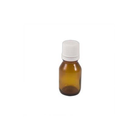 CODIGOUTTE vidro amarelo 1 Garrafa Vazia 15 ML
