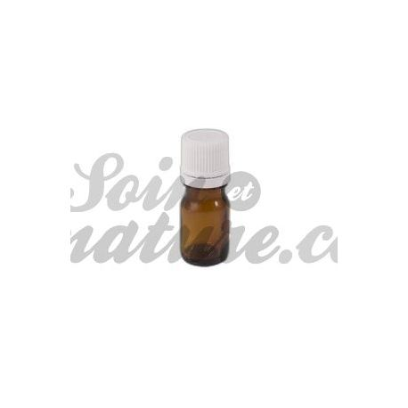 CODIGOUTTE GLASS YELLOW 1 EMPTY BOTTLE 5 ML