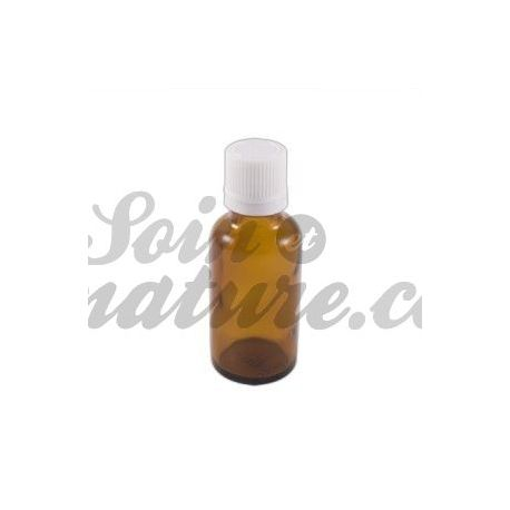 CODIGOUTTE GLASS YELLOW 1 EMPTY BOTTLE 30 ML