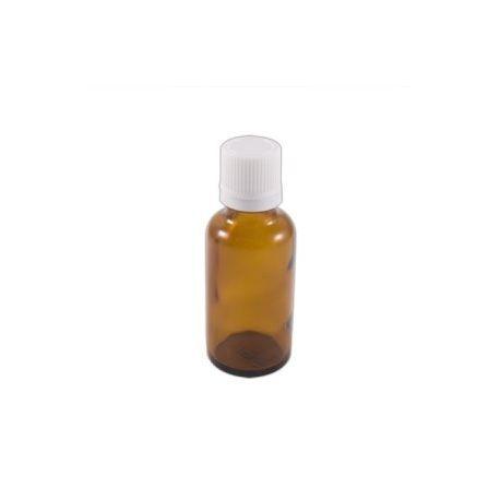 CODIGOUTTE vidro amarelo 1 Garrafa Vazia 30 ML