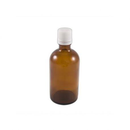 CODIGOUTTE GLASS YELLOW 1 EMPTY BOTTLE 100 ML