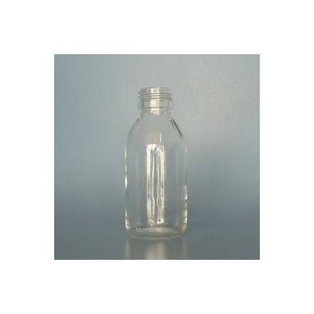 CODIGOUTTE BRANCO DE VIDRO 1 garrafa vazia 125 ML