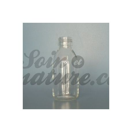 CODIGOUTTE weißem Glas 1 leere Flasche 125 ml