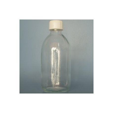 CODIGOUTTE BRANCO DE VIDRO 1 garrafa vazia 300 ML
