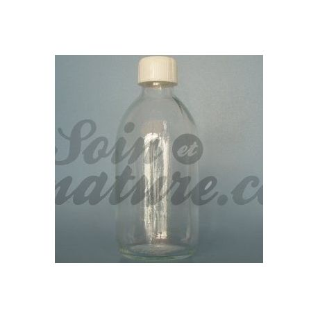 CODIGOUTTE WHITE GLASS 1 EMPTY BOTTLE 300 ML
