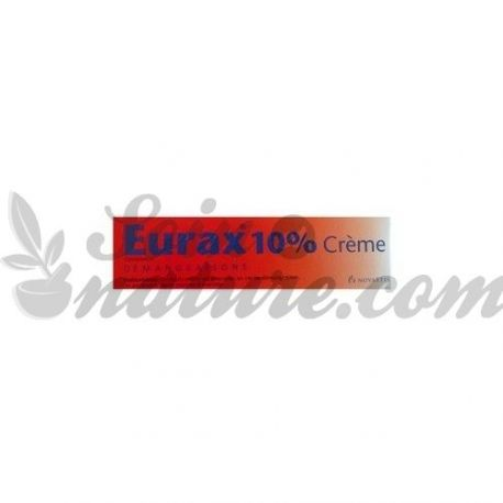 EURAX 10% TUBO 40G CREMA
