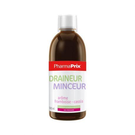 Pharmaprix bucal emagrecimento Drainer garrafa de 500 ml