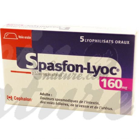 Spasfon SJ 160 mg Tabletten