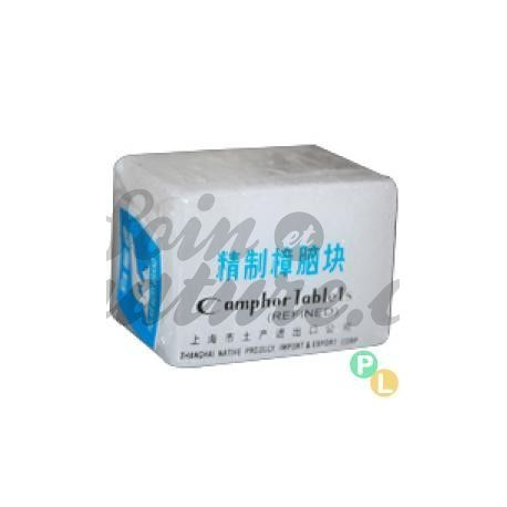 CAMPHOR SYNTHETIC COOPER TABLET 25G