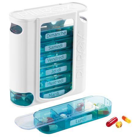 PILBOX SEMANAL Pill Box 7 DIAS