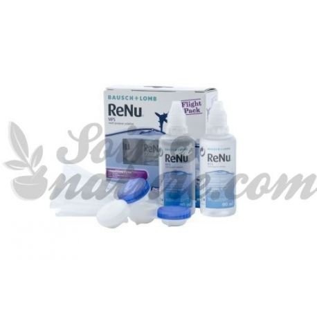 RENU SOLUTION VOL PACK 2 X 60ml