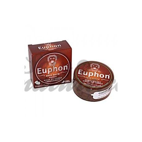 EUPHON TABLETS WITHOUT SUGAR 70