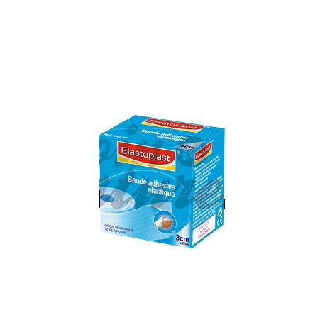 Hansaplast cintas elásticas 3CM