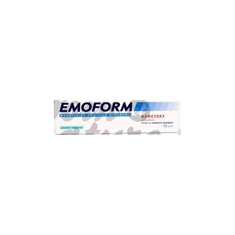 EMOFORM GENCIVES Menthe - Tube 75 ml