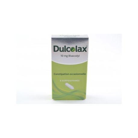 DULCOLAX 10MG Supositorios 6