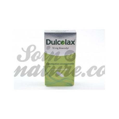 DULCOLAX 10MG 6 SUPPOSITOIRES