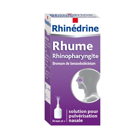 Sprühstoß Nasenspray, 13ml RHINEDRINE