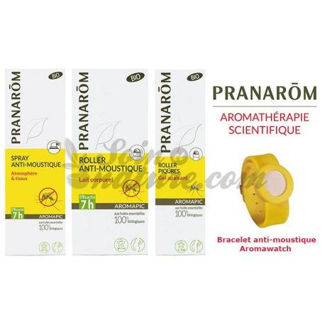 PROMO PACK DE AROMAPIC ANTI MOSQUIT - 10%
