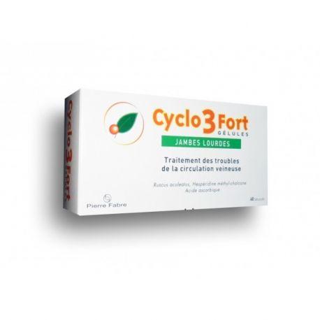 CICLO 3 FORT 60 cápsulas