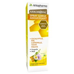 ARKOPHARMA ARKO ROYAL SPRAY ADOUCISSANT GORGE 30ML