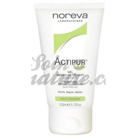 Actipur GEL DERMO CLEANSER SOAP FREE 150ML