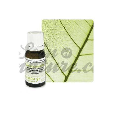 ESSENTIAL OIL Thyme Thymus vulgaris CT thujanol thujanol 5 ml PRANAROM
