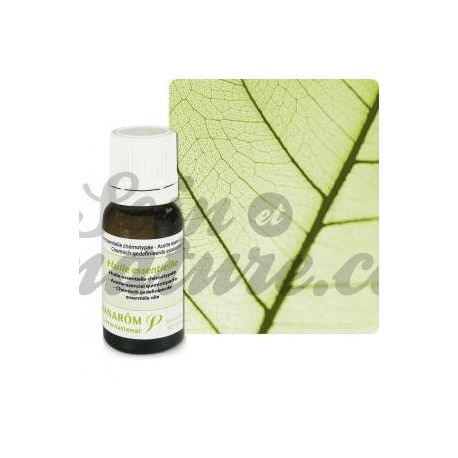 ESSENTIAL OIL Thymus vulgaris Tijm thujanol CT thujanol 5 ml PRANAROM