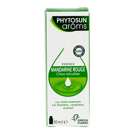 Phytosun Arôms ESSENTIAL OIL Mandarijn rood schil citrussmaak reticulata 10 ml