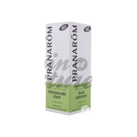 Biologische etherische olie Inule geurige Inula graveolens Pranarom 5 ml