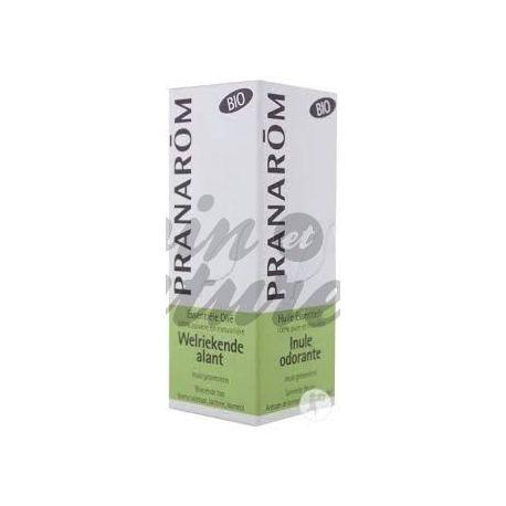 El aceite esencial orgánico inule olorosa Inula graveolens Pranarom 5ml