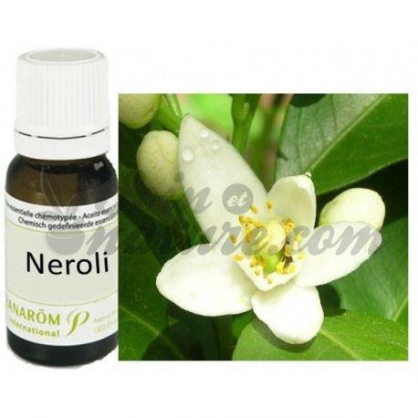 Biologische etherische olie Neroli PRANAROM 5ML
