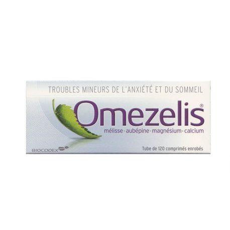 VAGOSTABYL OMEZELIS problemas para dormir 120 comprimidos