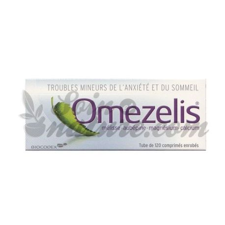 VAGOSTABYL OMEZELIS problemas para dormir TABLETS 120