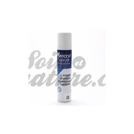 Mercryl SPRAY 50ML soluzione esterna