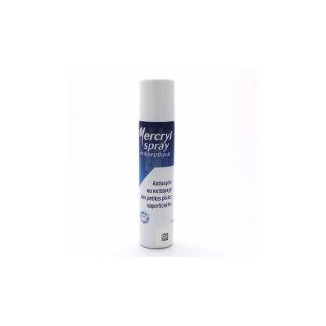 Mercryl spray externo SOLUÇÃO 50ML