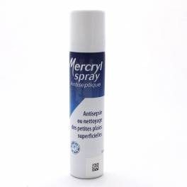 mercryl spray