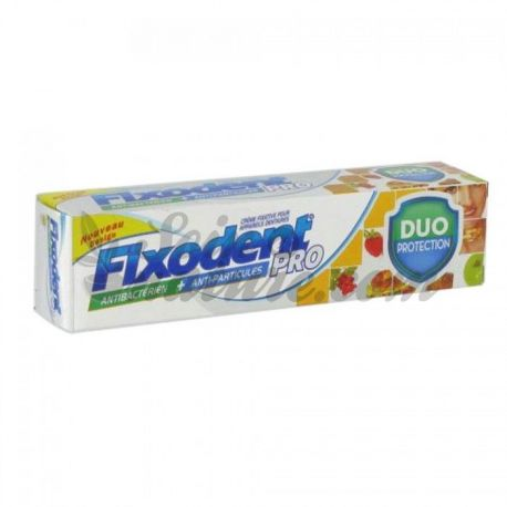 Fixodent PRO DUO 40G PROTECTION