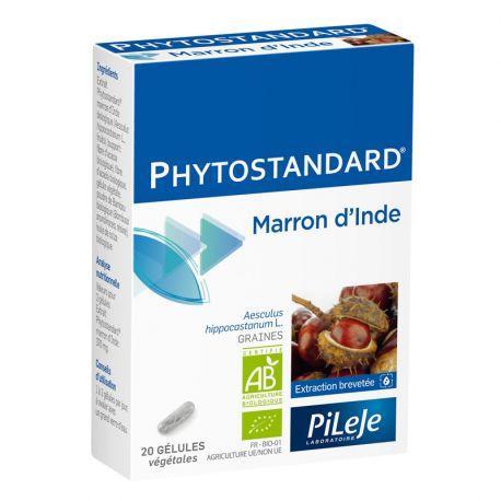 Phytostandard كستناء الحصان BIO 20 كبسولة PhytoPrevent EPS
