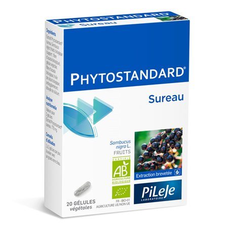 Phytostandard Sureau BIO EPS Phytoprevent 20 GEL
