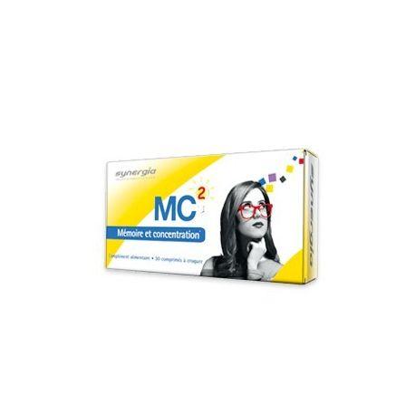 MC 2 SYNERGIA MÉMOIRE ET CONCENTRATION