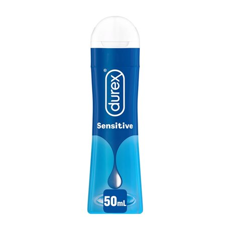 DUREX GEL SENSUEL SENSITIVE 50ML GEL LUBRIFIANT