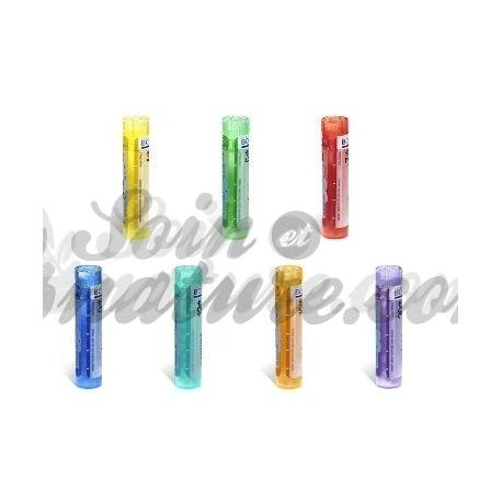 STAPHYLOCOCCINUM 5CH 4CH 7 CH 9 CH 12CH 15CH 30CH Tube Boiron grànuls homeopàtics