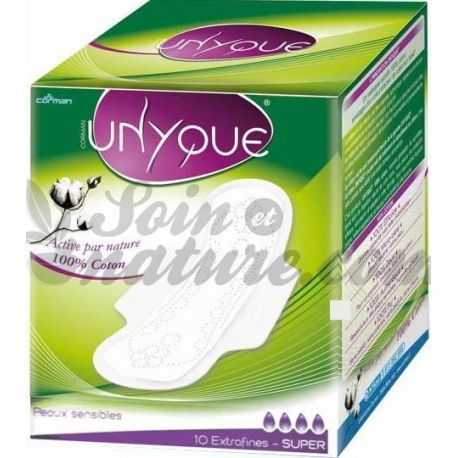 UNYQUE SERVIETTE EXTRAFINE SUPER POCK 10