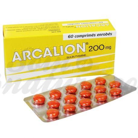ARCALION 200 MG ESTAT DE FATIGA DE PASSATGERS
